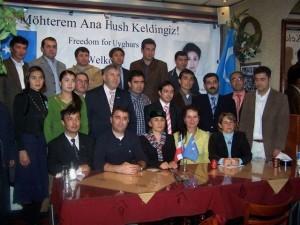 Dogu Turkistan ozguruk mucadelesi 2006