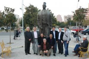 Tiran'in kuruucusu Suleyman bey