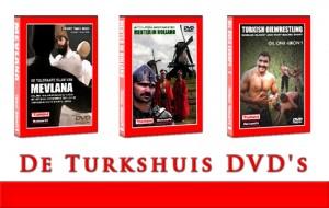 De Turkshuis DVD's