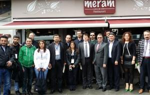 Yerel gazetecilere Hollanda Türk Medyası anlatıldı