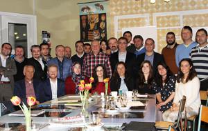 Türkevi Topluluğu Genişletilmiş İstişare Toplantısı Amsterdam'da Yapıldı