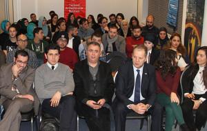 35. Amsterdam Tartismalarinda Islam ve asirilik tartışıldı