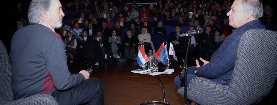 Amsterdam'da 'Fuzûlî – Leyla ile Mecnun' Anlatıldı
