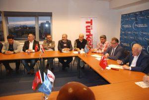 Turkse Nederlanders willen een bemiddelende rol