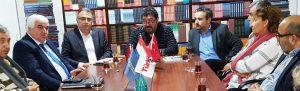 Amsterdam'da Türkiye Almanya ilişkileri masaya yatırıldı