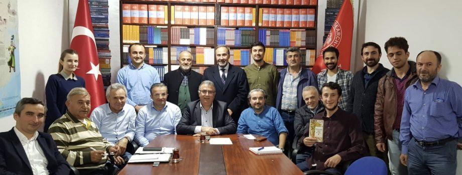 Türkevi Söyleşileri'nin 11'incisinde,  'Endülüs düşünürü İbn Tufayl ve eseri' anlatıldı.