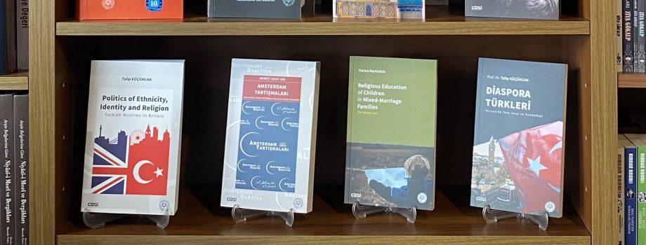 Avrupa Türkleri sosyolojisine dört yeni kitap