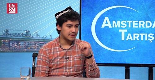 60. Amsterdam Tartışmaları Uygurların Dramı